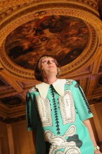 Grayson Perry at Banqueting House