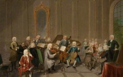 Fiddles & Dancing at George II's Court