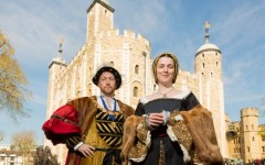 Tudors at the Tower, Part 1