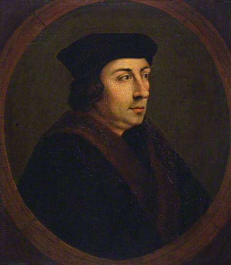 Thomas Cromwell, © Colchester and Ipswich Museums Service