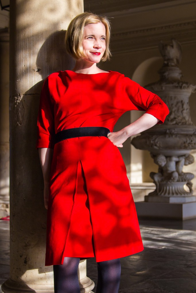 Lucy Worsley (c) Ben Turner / Historic Royal Palaces