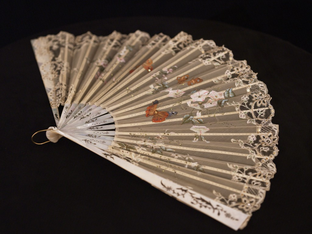 Fan c. 1880 © Historic Royal Palaces