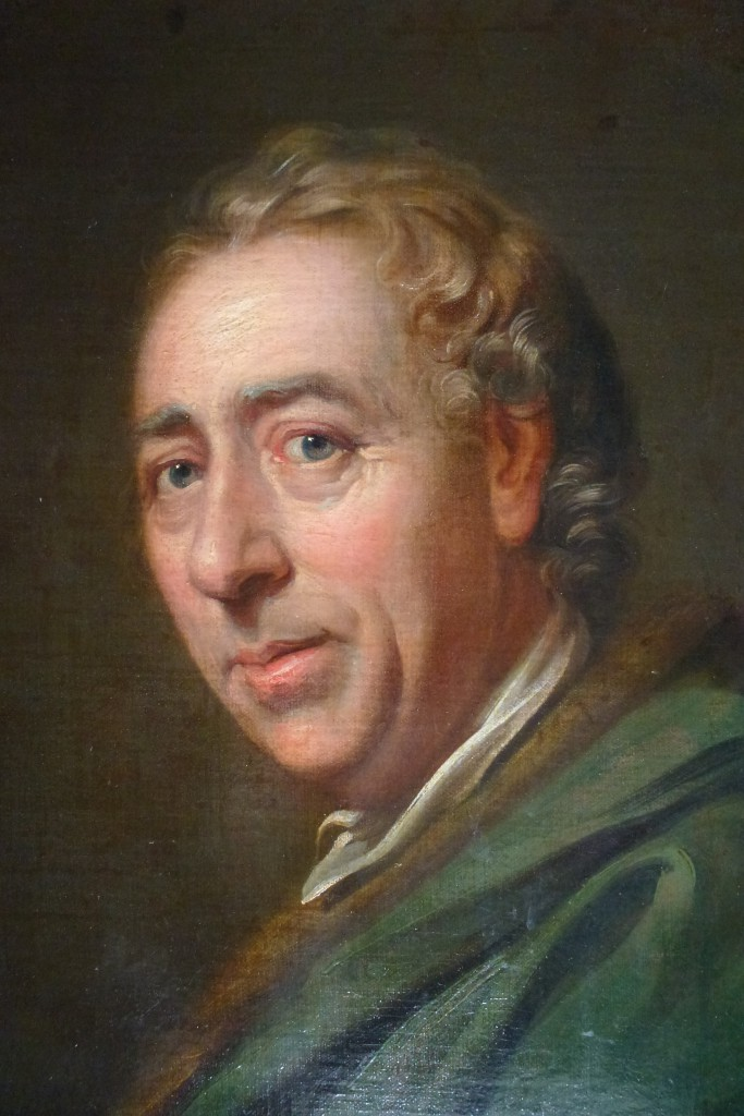'Capability' Brown, attributed to Richard Cosway, c1775 © Private Collection/Bridgeman Images