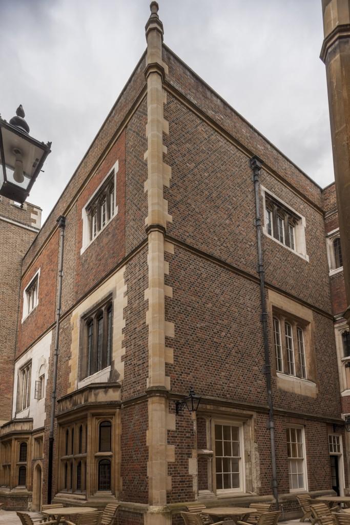 The Bayne Tower, Hampton Court Palace (c) Historic Royal Palaces