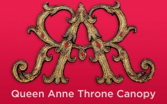 Throne Canopy - The Emblems