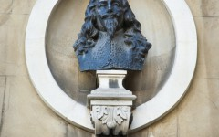 The Bust of Charles I