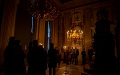 Let Them Glow: Lighting Kensington Palace