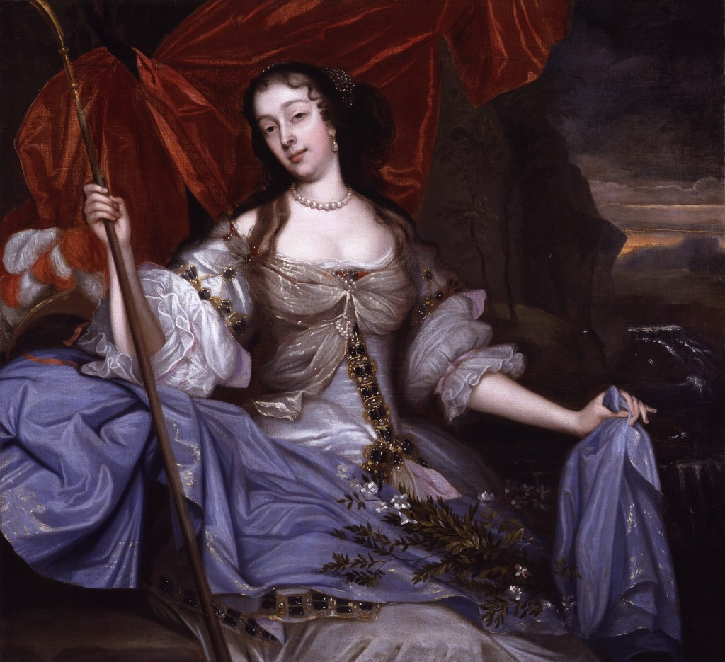 Barbara Palmer (née Villiers). © National Portrait Gallery, London.