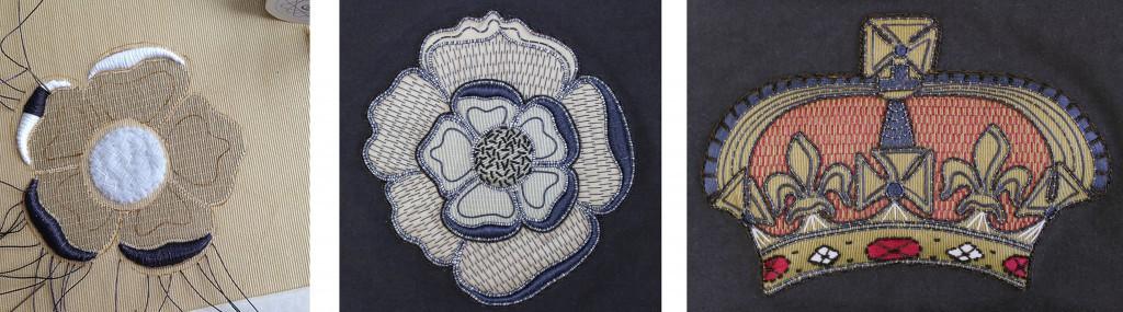 Replica emblems