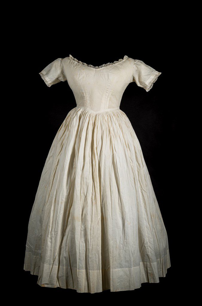 Queen Victoria's petticoat.