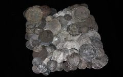 Hoard of silver coins