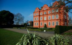 Waking up Kew Palace