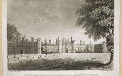 Picturing Places: George III's Topgraphical Collection online