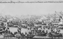 """""""The most magnificent Triumph…on the Thames"""""""