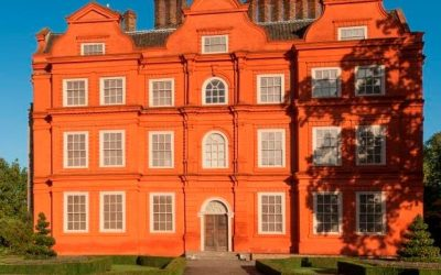 Putting Kew Palace to bed