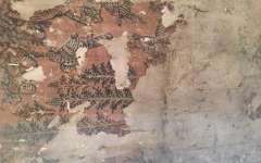 Pieces of the past: recreating a 17th century wallpaper at Hampton Court Palace