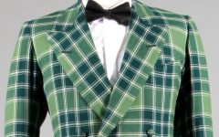 Lord of the Isles Tartan Suit, Object of the Month
