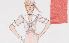 Designing for a Princess: Sassoon sketches on display at Kensington Palace