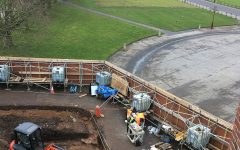 Two early Tudor buildings unearthed at Hampton Court Palace