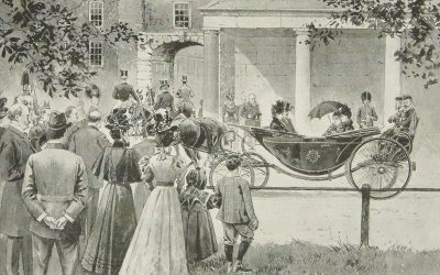 'Dear old palace': Victoria's visit to her childhood home at Kensington