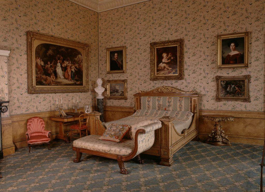 Queen Victoria A Life In Bed Hrp Blogs, Queen Victoria Bed