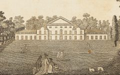 An American visitor to Kew, summer 1753