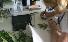 The art of botanical watercolours: meet the Hampton Court Florilegium Society