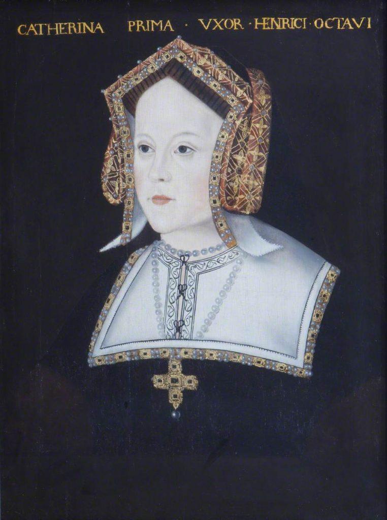 Katherine of Aragon, unknown artist © Merton College, University of Oxford