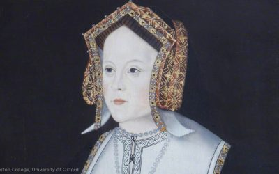 Outliers: Katherine of Aragon's lady of the bedchamber