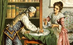 Outliers: Caroline Herschel and Queen Charlotte