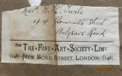 Conservation and discoveries in our paper collections
