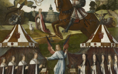 Long Live the King: St George's Day and the Accession of Henry VIII