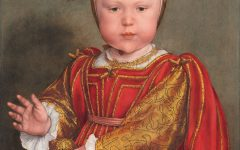 A nursery fit for a (future) king: Edward VI and Hampton Court