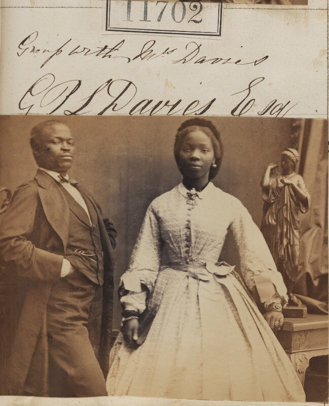 Hrp Handover Zeinab Badawi On Sarah Forbes Bonetta And Contested History Hrp Blogs