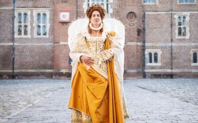 Blue Monday: Elizabeth I's tips for curing the blues