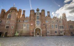 A queer walk through Hampton Court Palace