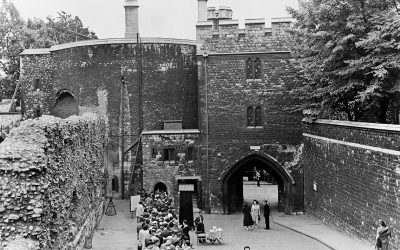 Caring for the Tower of London through lockdown