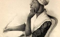 Phillis Wheatley, the first published African American woman, visits the Tower